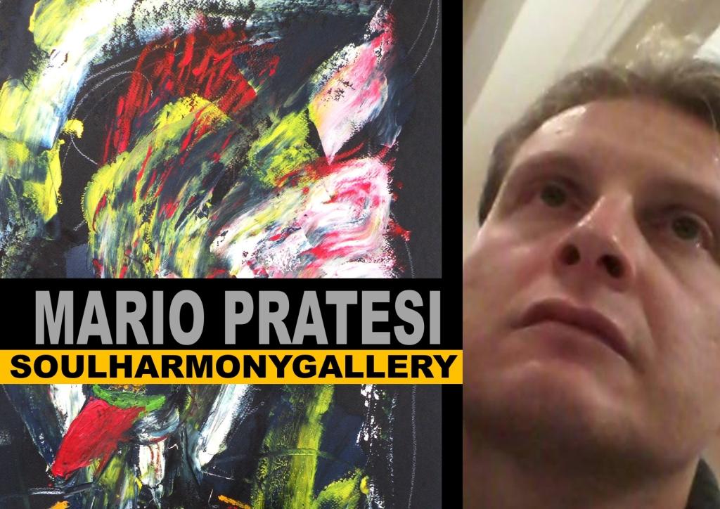 Mario Pratesi Artista de Soulharmony gallery