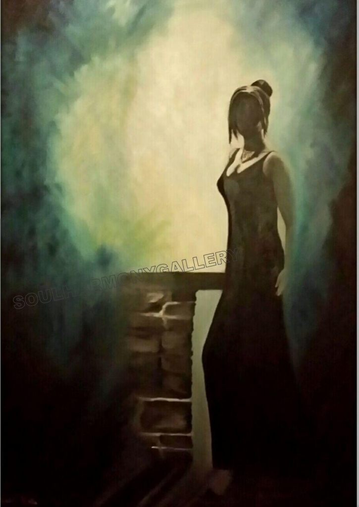 Anima Oscura by Muriel Villa