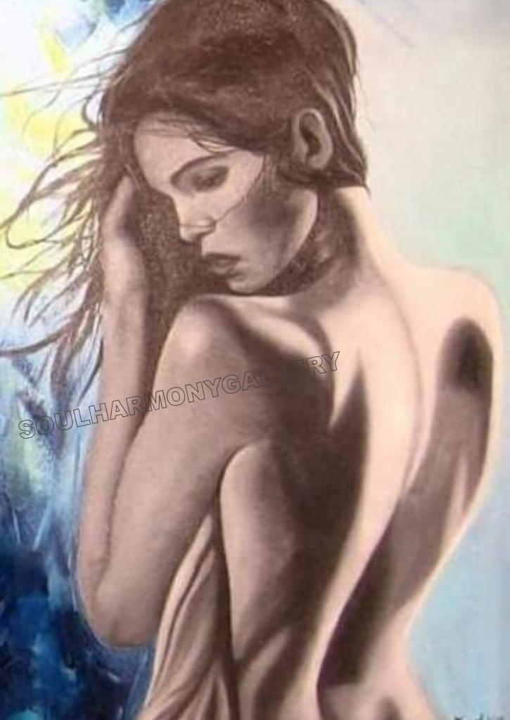 Venere in Primavera, by Muriel Villa