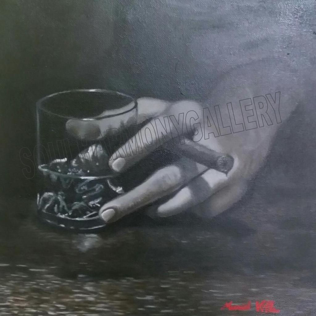 Inquietudine by Muriel Villa