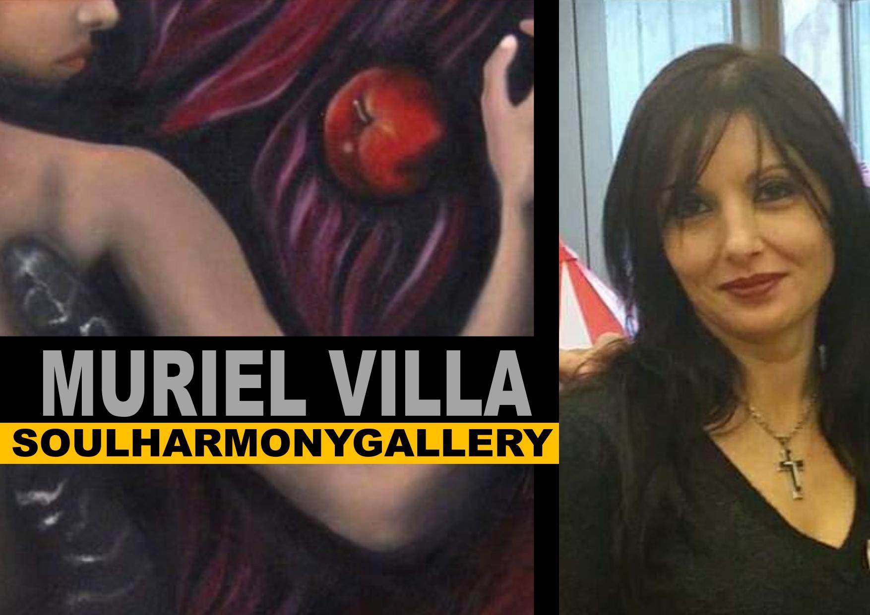 Villa Muriel  artista presso la soulharmonygallery